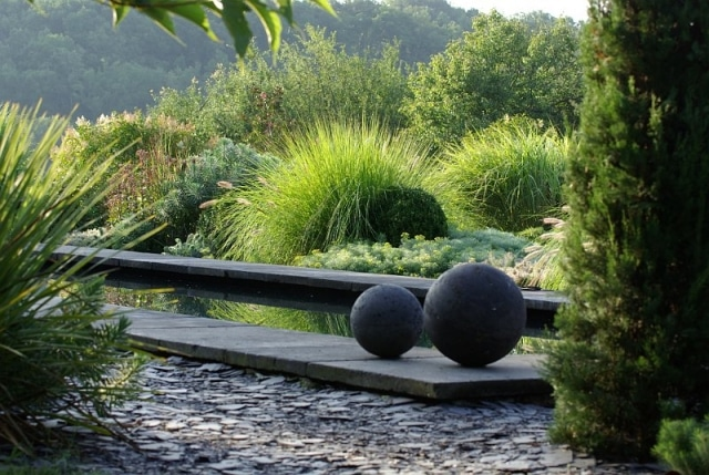 Creation de jardin contemporain | Fourlon