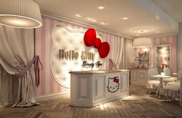 Decoration Chambre Hello Kitty