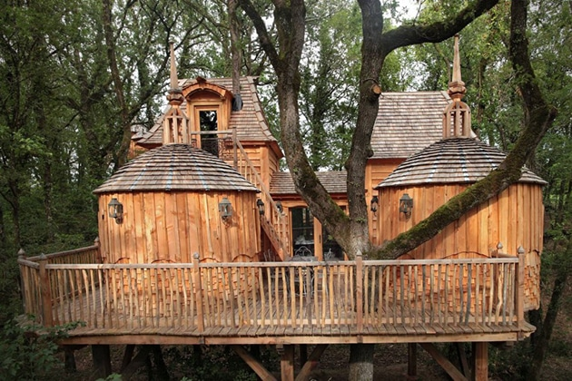 hotel-Hautefort-Treehouse-France