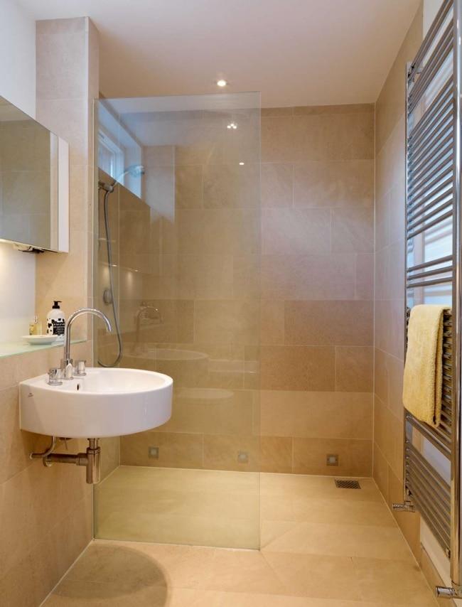 30 id es pour d corer et am nager une petite salle de bain for Idee pour amenager une petite salle de bain