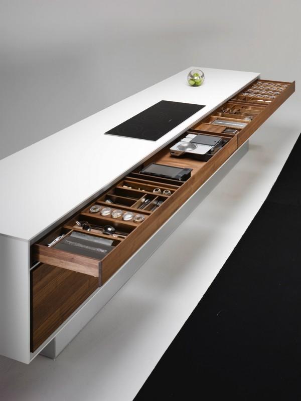 plan travail cuisine rangement. Black Bedroom Furniture Sets. Home Design Ideas
