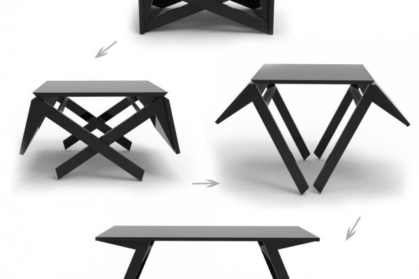 30 ides de tables manger extensibles design