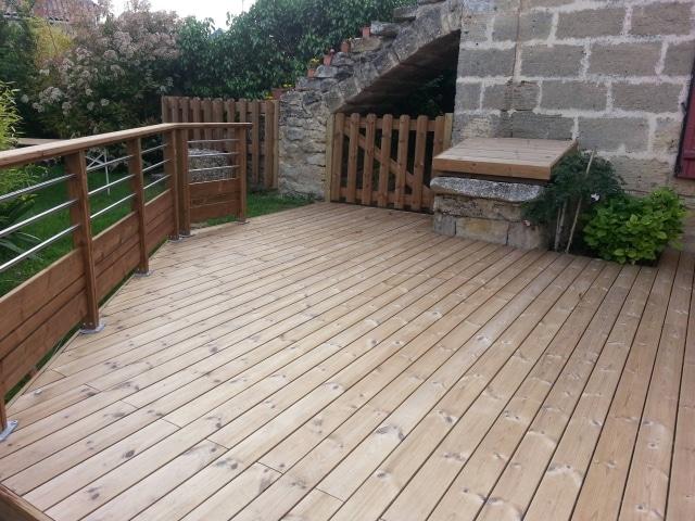 Quel bois choisir pour une terrasse en bois - Quel bois pour terrasse ...