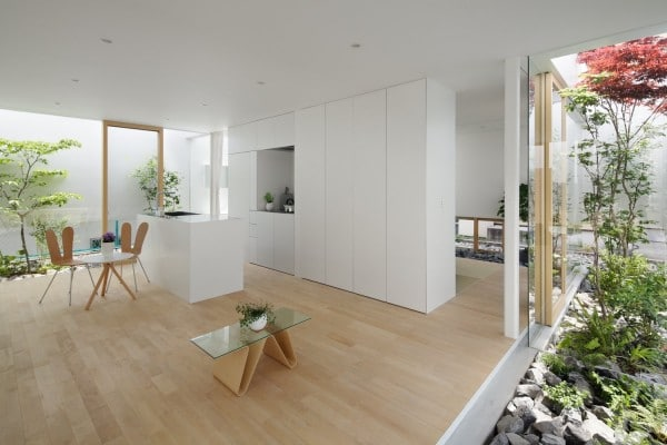 Amenagement cuisine zen for Idee design interieur