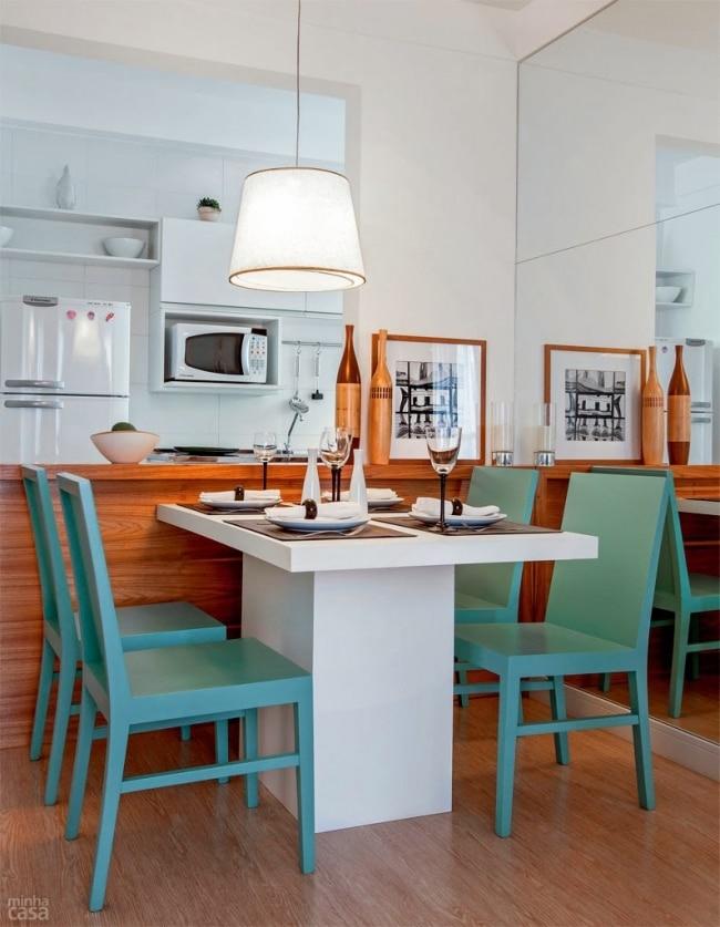amenagement petit appartement. Black Bedroom Furniture Sets. Home Design Ideas