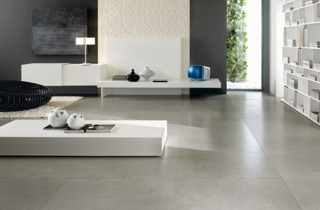 Carrelage contemporain design salon for Carrelage design