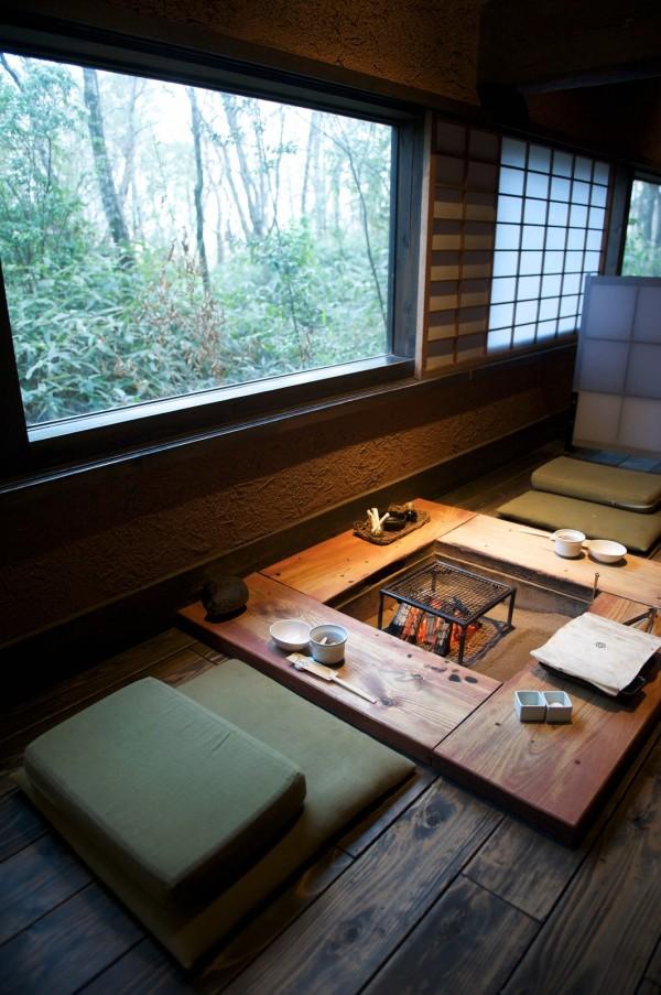 Id es d coration japonaise pour un int rieur zen et design for Interieur asiatique