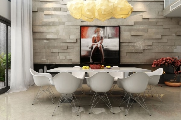 Best idee salle a manger design gallery awesome interior for Salle manger decoration