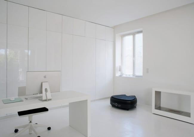 Idee deco loft blanc for Idee deco loft