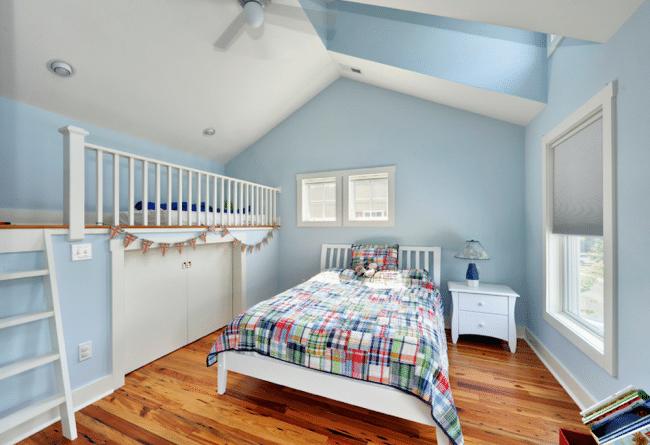 comment d corer et am nager une chambre d 39 enfant durable. Black Bedroom Furniture Sets. Home Design Ideas