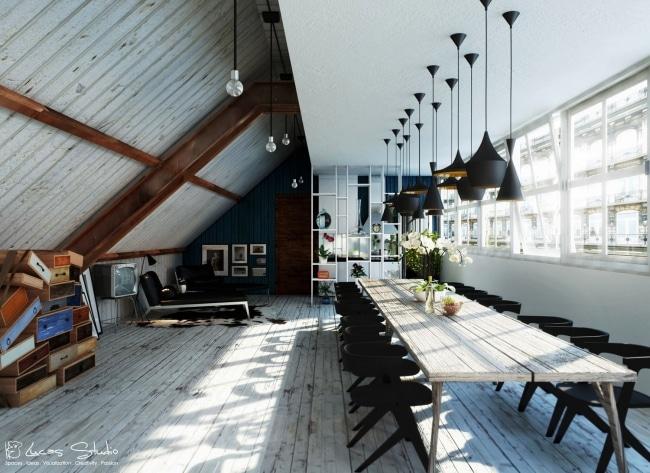 20 Idees Deco De Salles A Manger Design Et Contemporaine