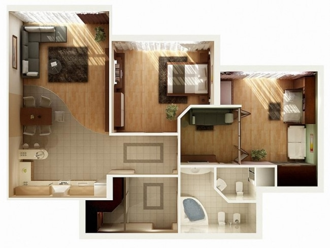 idee-plan3D-appartement-2chambres-10