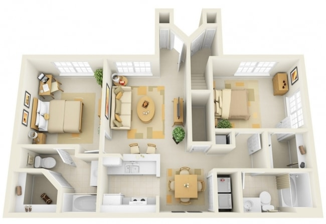 idee-plan3D-appartement-2chambres-18
