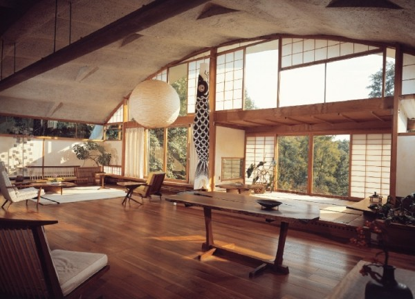 Maison tradionnelle japon for Article de decoration interieur