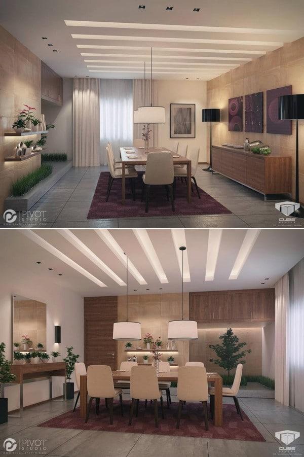 20 id es deco de salles manger design et contemporaine - Salle a manger cosy ...