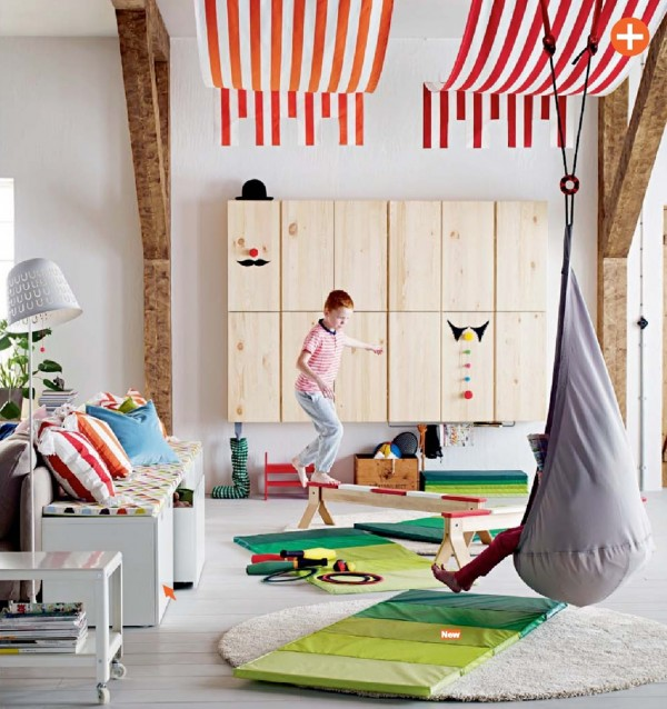 chambre enfants catalogue ikea 2015 36. Black Bedroom Furniture Sets. Home Design Ideas