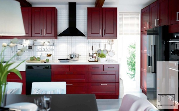 Cuisine rouge catalogue ikea 2015 36 - Catalogue cuisine ikea pdf ...