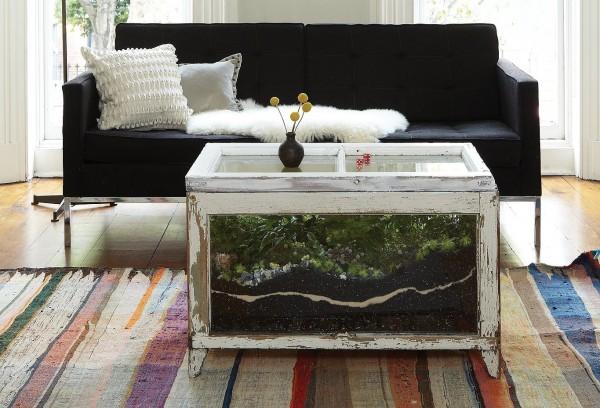 20 tables basses uniques et design. Black Bedroom Furniture Sets. Home Design Ideas
