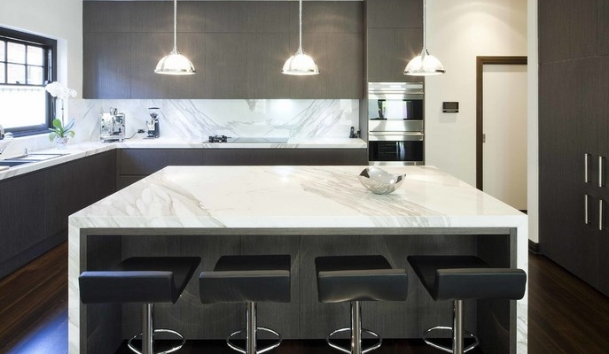 id es d coration de cuisines et de salles de bain en marbre. Black Bedroom Furniture Sets. Home Design Ideas