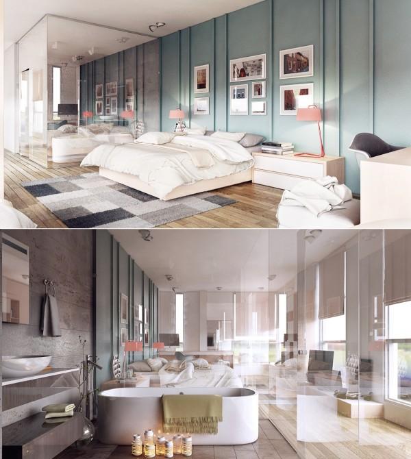 idee deco chambre coloree. Black Bedroom Furniture Sets. Home Design Ideas