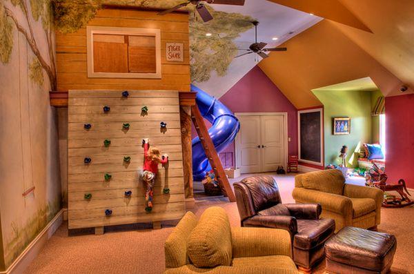 idee deco salle jeux enfants 12. Black Bedroom Furniture Sets. Home Design Ideas