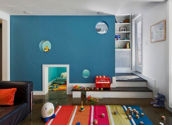 24 Idees Decoration De Salles De Jeux Pour Enfants