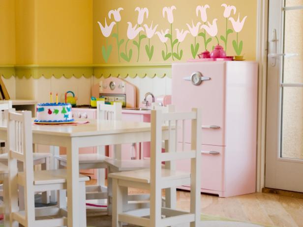 24 id es d coration de salles de jeux pour enfants. Black Bedroom Furniture Sets. Home Design Ideas