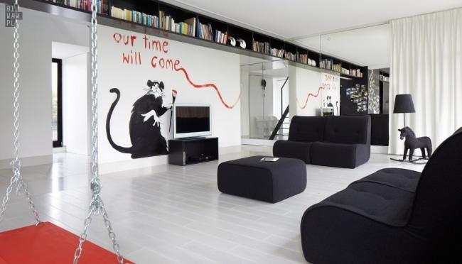 Idee decoration interieur fresque for Idee de decoration interieur