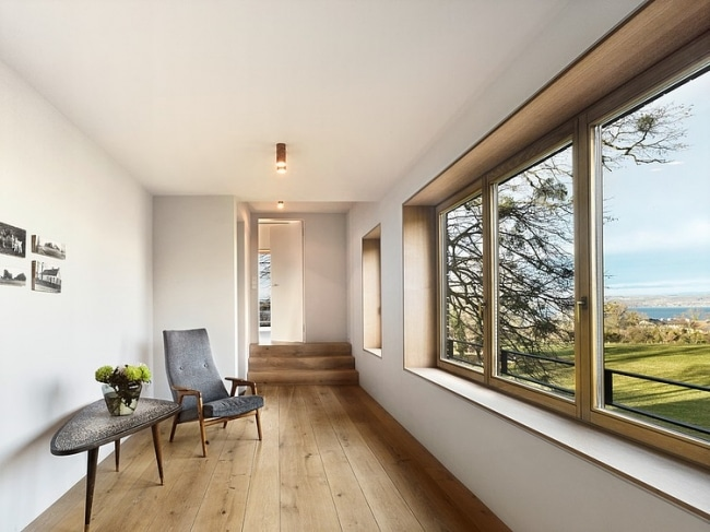 id e de d coration int rieure minimaliste base de bois. Black Bedroom Furniture Sets. Home Design Ideas