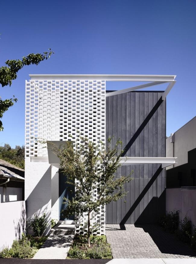 Id es d coration int rieure avec un style minimaliste for Maison minimaliste bois