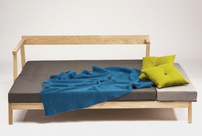 canap design scandinave convertible de matthew lewis. Black Bedroom Furniture Sets. Home Design Ideas