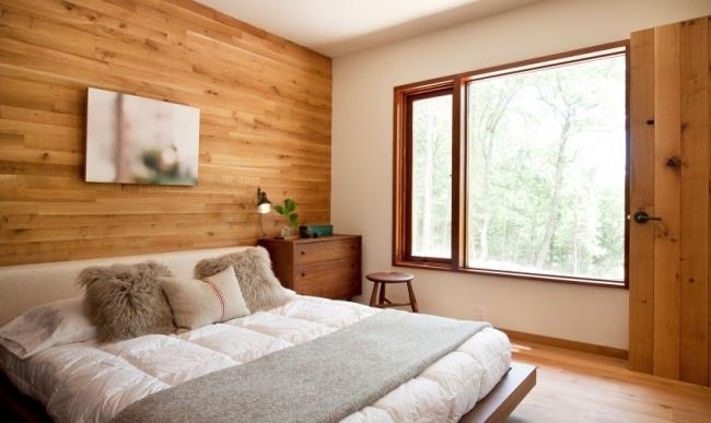 chambre-chalet-contemporain-bois