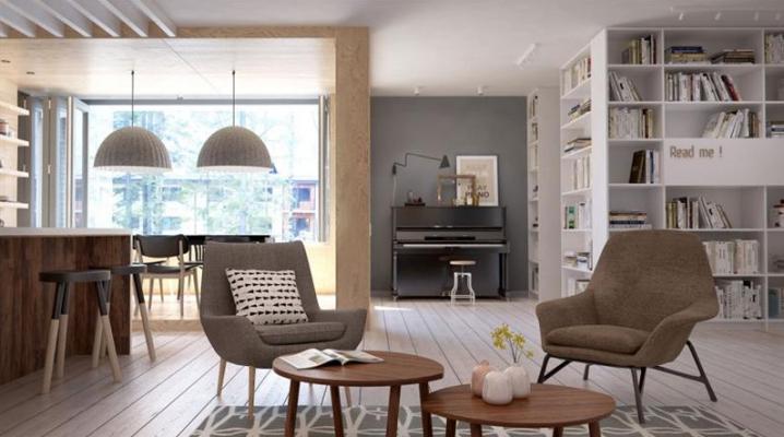 D coration d 39 un appartement chic et contemporain for Deco appartement chic