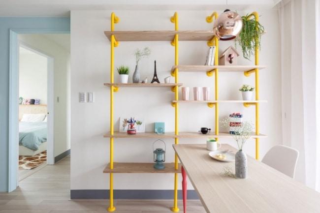 etagere-jaune