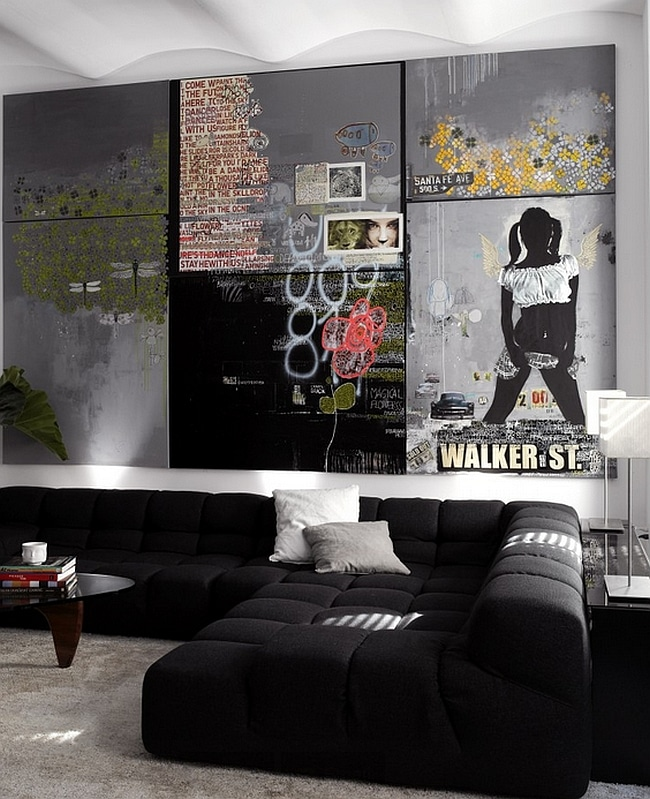 Exemple decoration graffiti interieur 20 for Article de decoration interieur