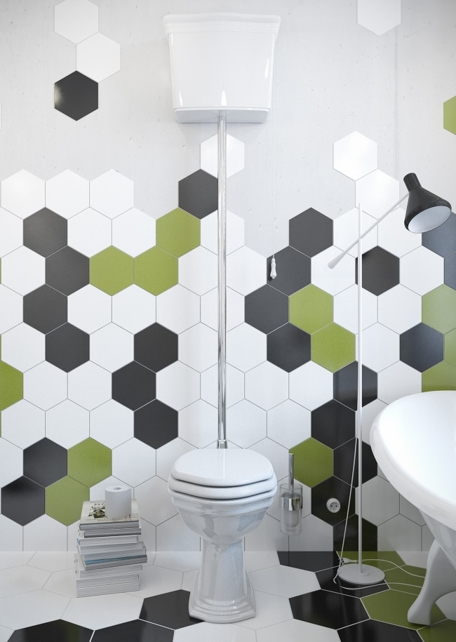 Idee deco carrelage wc - Idee deco carrelage ...