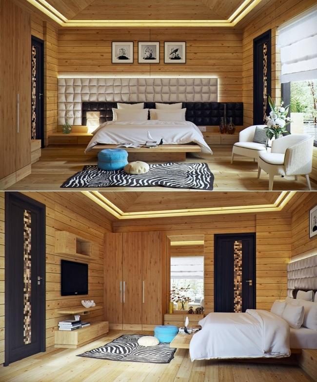 Idee deco chambre adulte 9 for Idee deco chambre adulte design