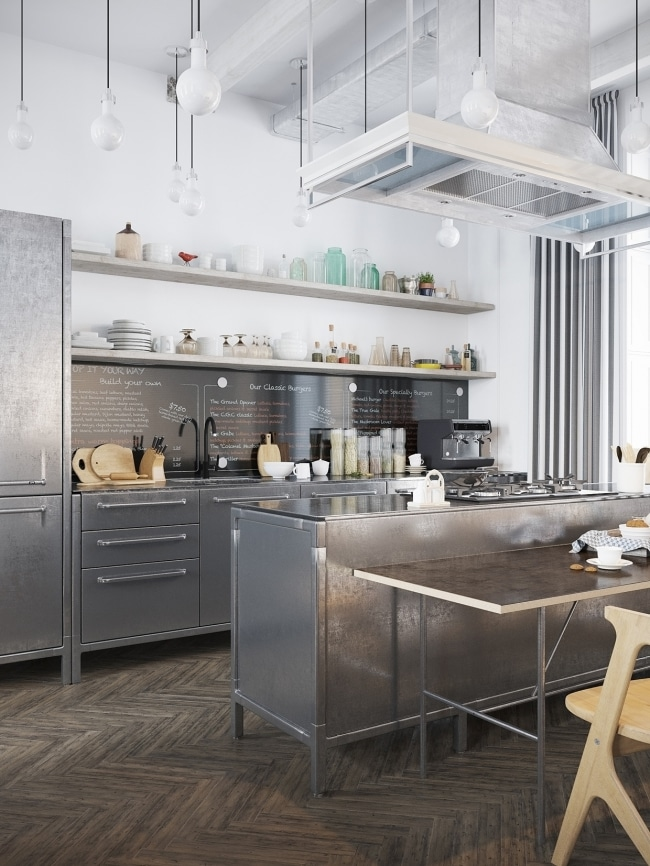 id es pour d corer son appartement avec un style scandinave. Black Bedroom Furniture Sets. Home Design Ideas