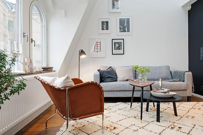 Appartement en duplex avec une d coration scandinave - Appartement design scandinave emmahos ...