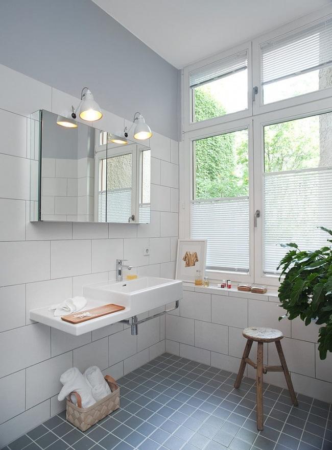 id es d co loft vintage color e dans une ancienne cole. Black Bedroom Furniture Sets. Home Design Ideas