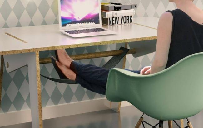 bureau fonctionnel linia. Black Bedroom Furniture Sets. Home Design Ideas