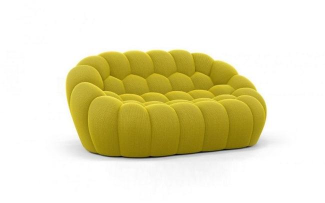 canap bubble de sacha lakic pour roche bobois. Black Bedroom Furniture Sets. Home Design Ideas