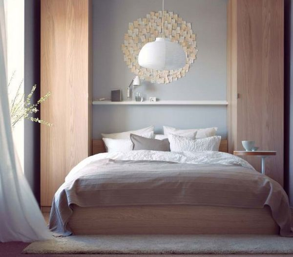 Bedroom Wall Decor Ikea Bedroom Under Window Cute Anime Bedroom Blue And Brown Bedroom Ideas: 45 Idées Pour Décorer Votre Chambre Chez IKEA