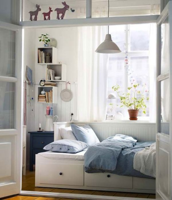 Kids Bedroom Lighting Ideas Black And White Bedroom Bench Interior Design For One Bedroom Condo Unit Bedroom Decor With Mirrored Furniture: 45 Idées Pour Décorer Votre Chambre Chez IKEA