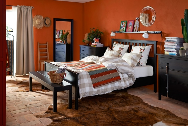 45 id es pour d corer votre chambre chez ikea - Decorer chambre a coucher ...