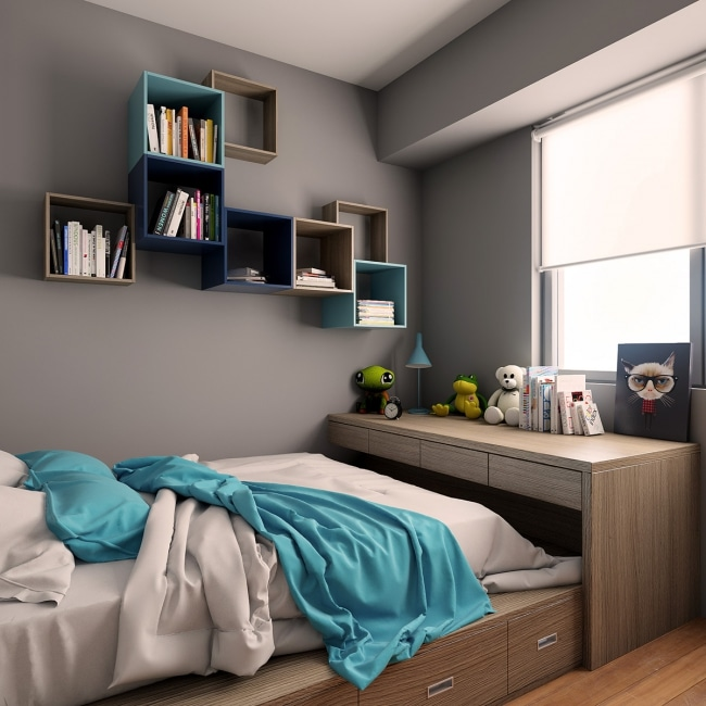 etag res et placards murals modulables tetrees. Black Bedroom Furniture Sets. Home Design Ideas