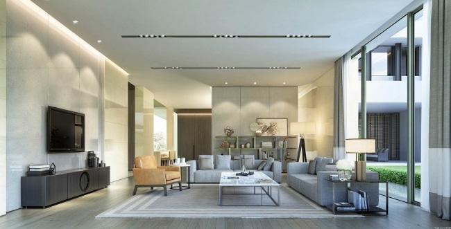Idée Éclairage Salon 26 idées pour aménager et décorer votre salon