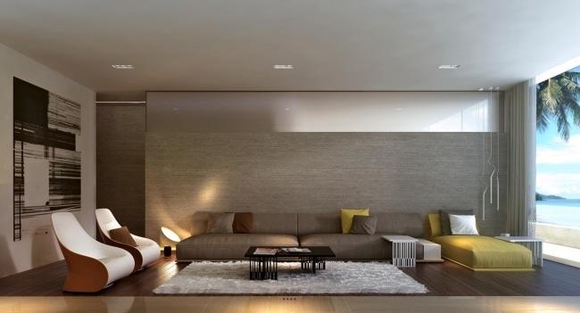 idee decoration salon parquet. Black Bedroom Furniture Sets. Home Design Ideas