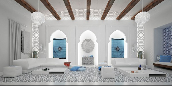 Idées de décoration interieure Marocaine