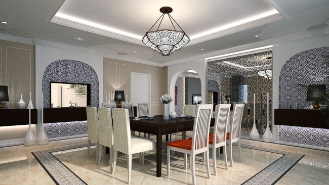 Interieur marocain design 16 for Design decoration interieur